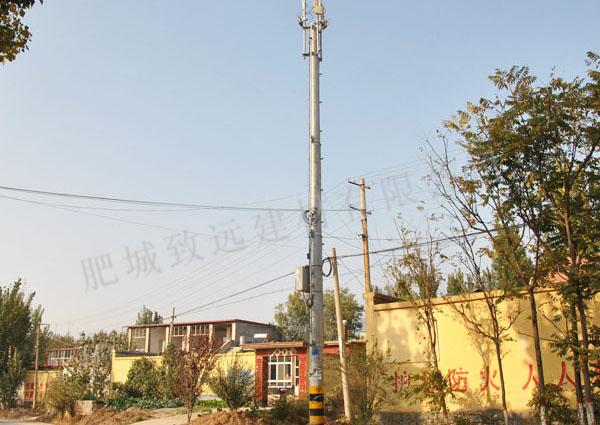 通讯线路、WLAN应用钢筋混凝土电 杆